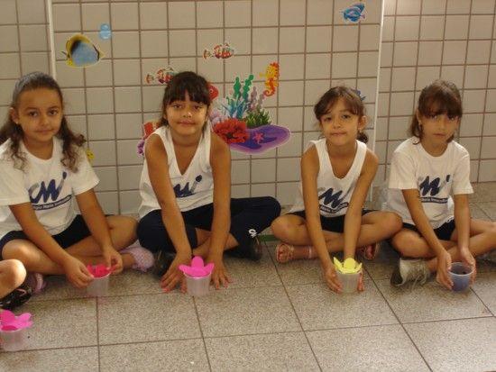 Você está vendo imagens do artigo: Acolhida - nosso primeiro dia de aula - 2º ano A - EF I
